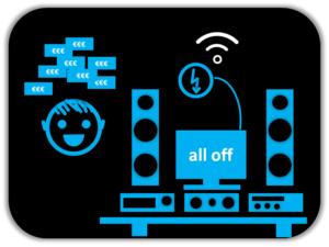 Mit Funk-Zwischenstecker gegen sinnlosen Standby-Strom